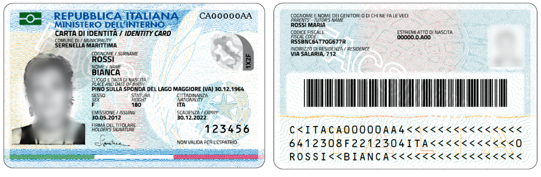 Carta d'identità elettronica si potrà richiedere anche alle Poste